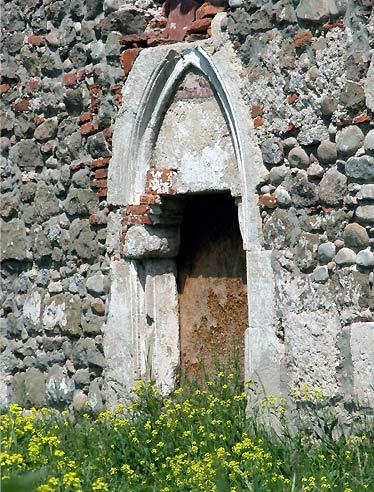 Ușa bisericii