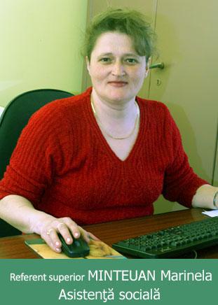 MINTEOAN Marinela - asistent medical comunitar