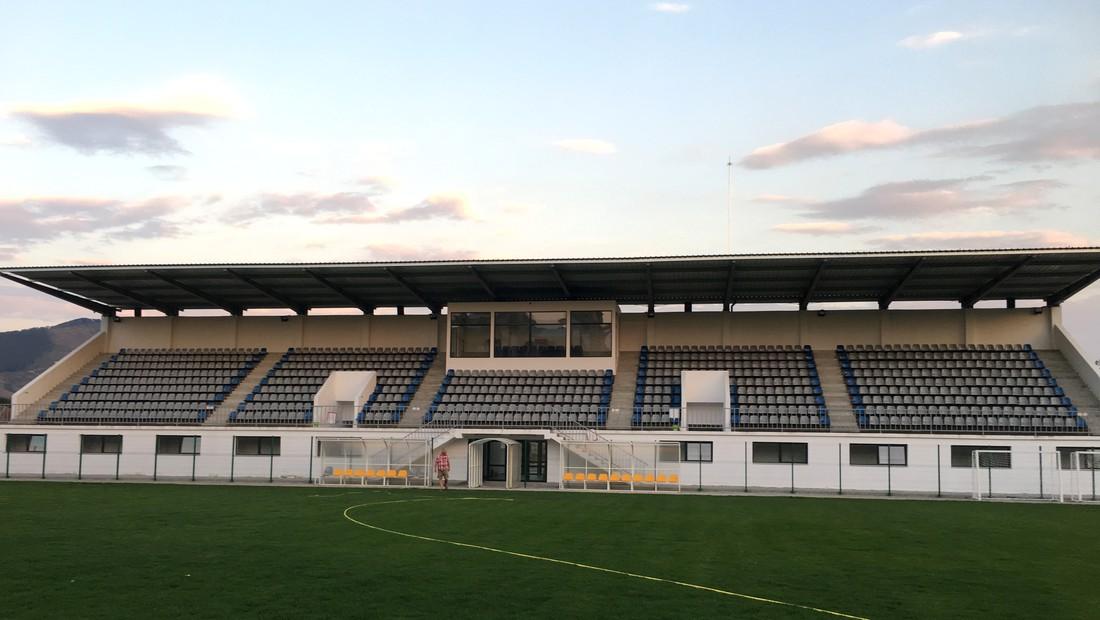 Noul stadion din Sântămăria Orlea