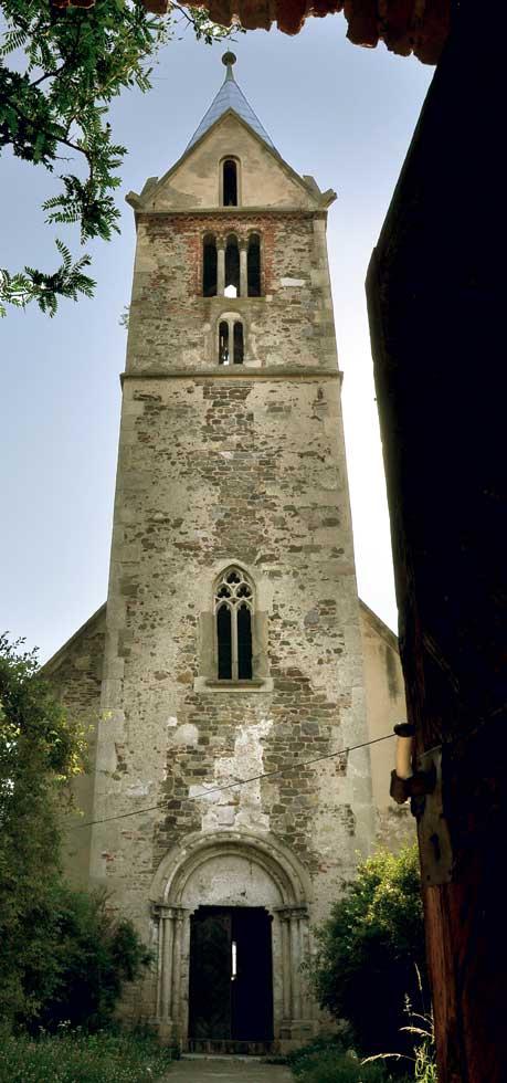 Biserica Reformată-Calvină Sântămăria-Orlea