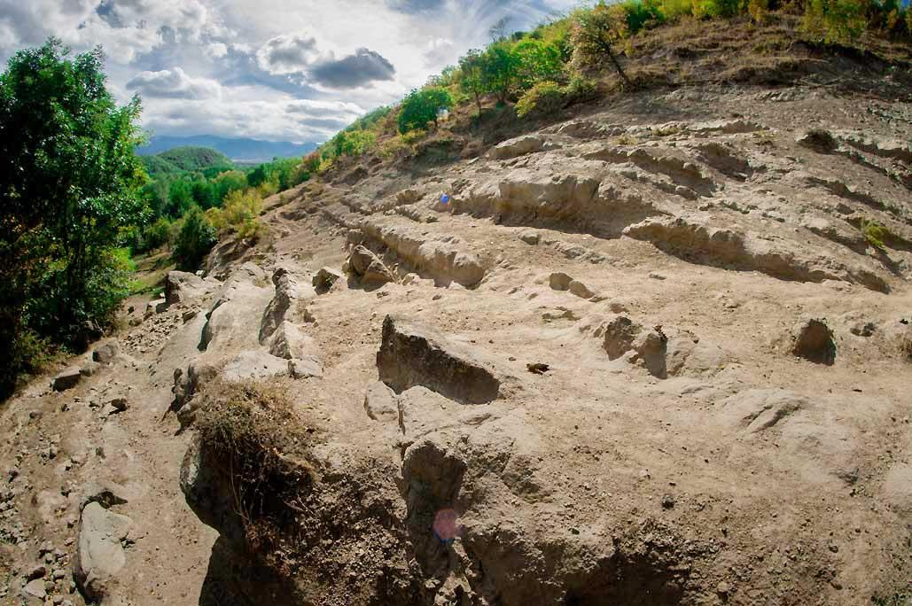 Situl fosilifer Sânpetru