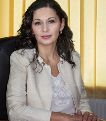 ȘTEFĂNIE Lizica - consilier superior